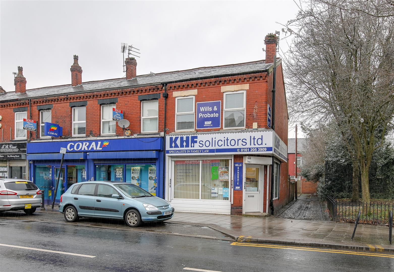 2 Bedrooms Commercial Property for sale in Moston Lane, Moston, Manchester